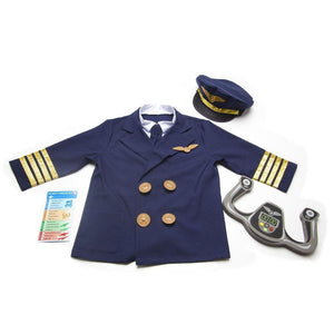 Pilot Role Play Set - Melissa and Doug 772185004