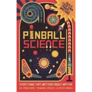 Pinball Science - Templar Publishing 9781783705894