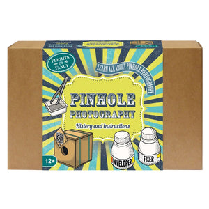 Pinhole Photography Set - Green Board Games