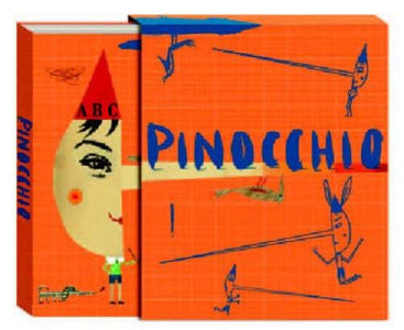 Pinocchio Slipcase - Walker Books 9780744586329