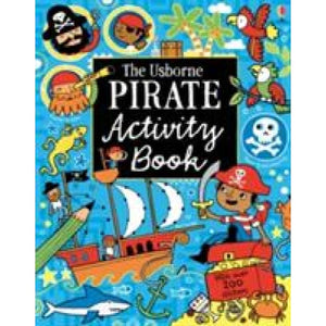 Pirate Activity Book - Usborne Books 9781409581680