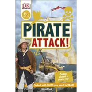 Pirate Attack!: Come Aboard a Ship! - Dorling Kindersley 9780241305843