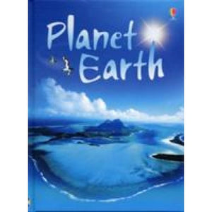 Planet Earth - Usborne Books 9780746080368
