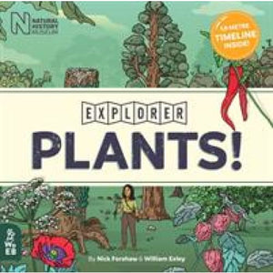 Plants! - What on Earth Publishing 9780995576612