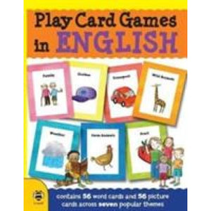 Play Card Games in English - b small publishing