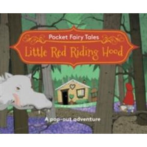 Pocket Fairytales: Little Red Riding Hood - Templar Publishing 9781848772434