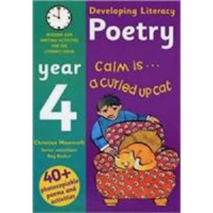Poetry: Year 4 Reading and Writing Activities for the Literacy Hour - Bloomsbury Publishing 9780713658729