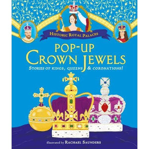 Pop-up Crown Jewels - Walker Books