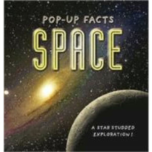 Pop-up Facts: Space - Templar Publishing 9781840117936