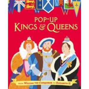 Pop-up Kings and Queens - Walker Books