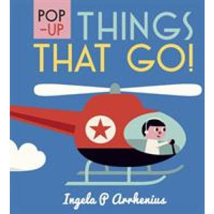 Pop-up Things That Go! - Walker Books 9781406365108