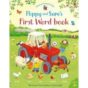 Poppy and Sams First Word Book - Usborne Books