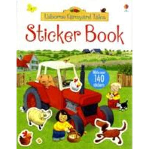 Poppy and Sams Sticker Book - Usborne Books