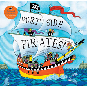 Port Side Pirates! - Barefoot Books 9781846866678