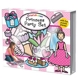 Princess Party Set: Let's Pretend Sets - Priddy Books 9781843327745