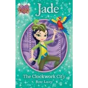 Princess Pirates Book 2: Jade The Clockwork City - Imagine That Publishing 9781787004481