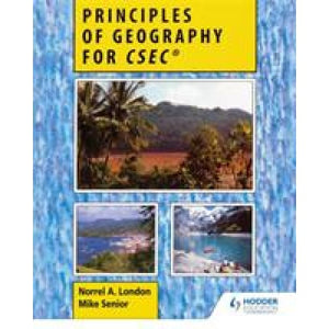 Principles of Geography for CXC - Hodder Education 9780582039896