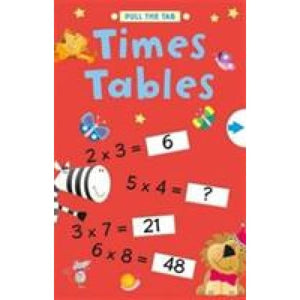 Pull the Tab Times Tables - Templar Publishing 9781848771826