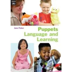 Puppets Language and Learning - Bloomsbury Publishing 9781408114728