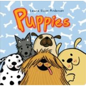 Puppies - Boxer Books 9781907967757