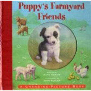 Puppy's Farmyard Friends - Templar Publishing 9781848773912