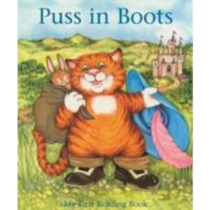 Puss in Boots (floor Book): My First Reading Book - Anness Publishing 9781843229025