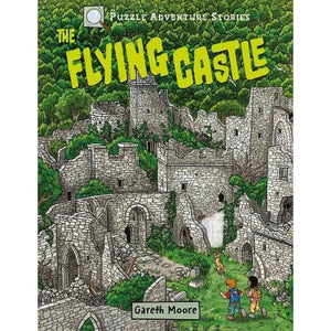 Puzzle Adventure Stories: The Flying Castle - Arcturus Publishing 9781789503227