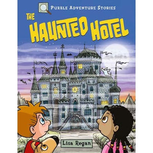 Puzzle Adventure Stories: The Haunted Hotel - Arcturus Publishing 9781789503234