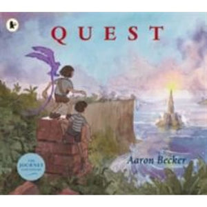Quest - Walker Books 9781406360813
