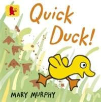 Quick Duck! - Walker Books 9781406339079