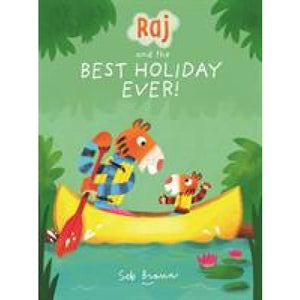 Raj and the Best Holiday Ever - Templar Publishing 9781787415157