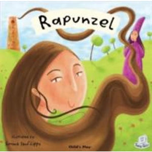 Rapunzel - Child's Play International 9781846432491