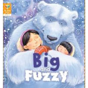 Reading Gems: Big and Fuzzy (Level 2) - QED Publishing 9781912413874