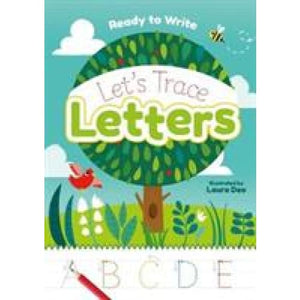 Ready to Write: Let's Trace Letters - Arcturus Publishing 9781788281218