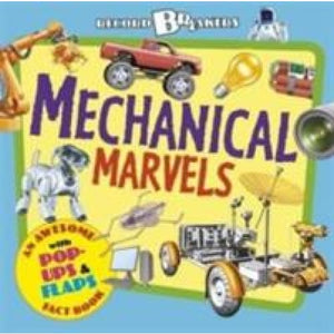 Record Breakers: Mechanical Marvels - Templar Publishing 9781848774162