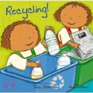 Recycling! - Child's Play International 9781846434150