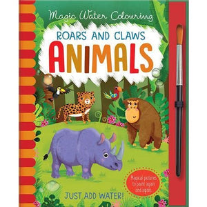 Roars and Claws - Animals - Imagine That Publishing 9781787009622