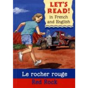 Rocher Rouge Red Rock - b small publishing 9781905710881