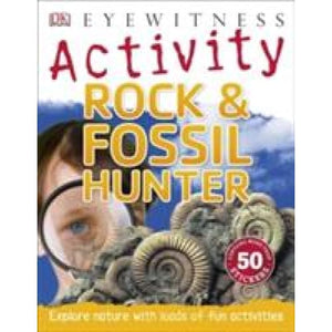 Rock & Fossil Hunter - Dorling Kindersley 9780241185391