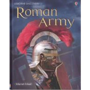 Roman Army New Edition - Usborne Books 9780746098325