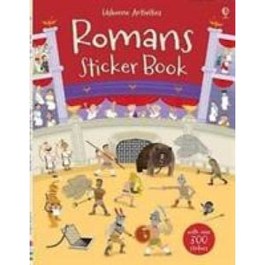 Romans Sticker Book - Usborne Books 9781409530725