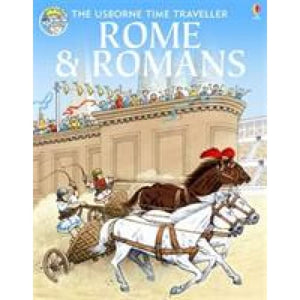 Rome and Romans - Usborne Books 9780746030714