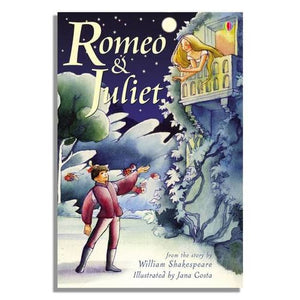 Romeo and Juliet - Usborne Books 9780746069332