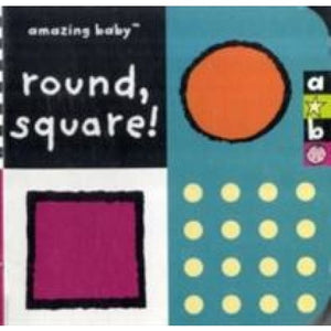 Round Square: Amazing Baby - Templar Publishing 9781904513063