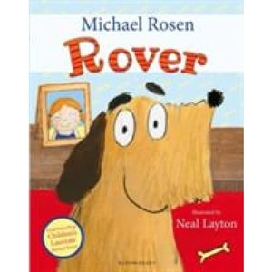 Rover - Bloomsbury Publishing 9781408845806