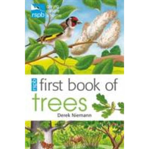 RSPB First Book Of Trees - Bloomsbury Publishing 9781408165706