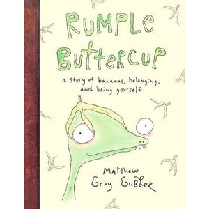 Rumple Buttercup: A story of bananas belonging and being yourself - Penguin Books 9780241383285