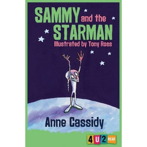 Sammy and the Starman - Barrington Stoke 9781781127278