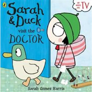 Sarah and Duck Visit the Doctor - Penguin Books 9780723298458