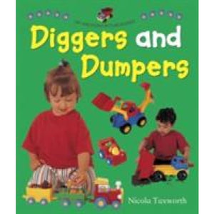 Say and Point Picture Boards: Diggers Dumpers - Anness Publishing 9781861473837